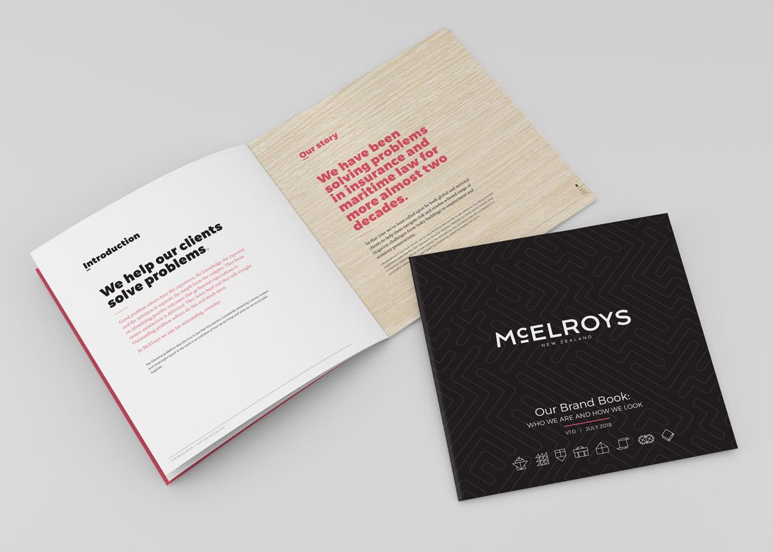 McElroys Brand Guidlines